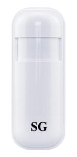 Sensor Movimiento Plus Bateria Baja Antifalsa Alarma Casa