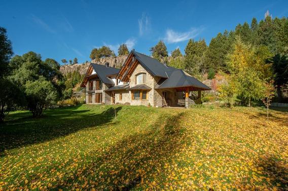 Casa A 10km De San Martín De Los Andes, Faldeo De Montaña