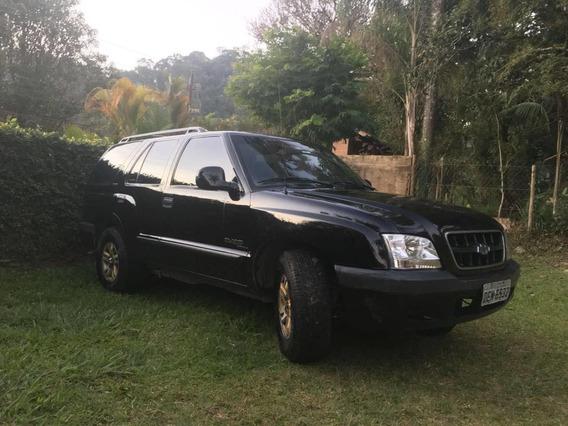 Blazer Executive 4.3 V6 - Motor E Câmbio Perfeitos!