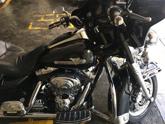 Harley Davidson Ultra Classic 2006 Negra Urge!