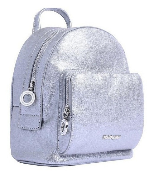 Hush Puppies Cartera Mochila Mau Croco/brillo