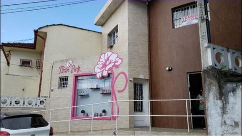 Casa À Venda, 180 M² Por R$ 930.000,00 - Marapé - Santos/sp - Ca0158