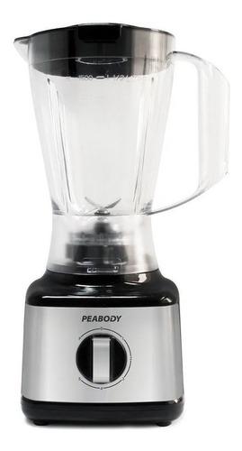 Imagen 1 de 8 de Licuadora Peabody 1,5 Lts 600w Acero Inox 5 Vel + Pulsador
