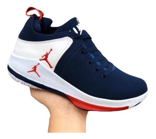 Botas Tenis Calzado Zapatos Deportivos Caballero Jordan 23