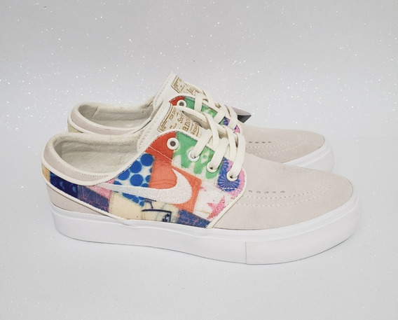 Tênis Sb Stefan Janoski Canvas Thomas Campbell Original