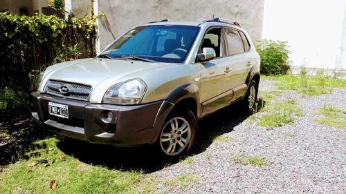 Hyundai Tucson 2.0 4x4 Crdi At 2006