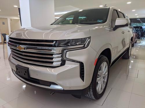 Imagen 1 de 11 de Nueva Chevrolet Suburban High Country 2021