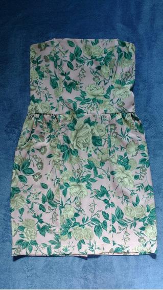 Vestido Tubinho Floral Zinzane P