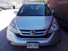 Honda Crv 2010 5p Exl 4wd A/a Abs Rines Q/c Piel