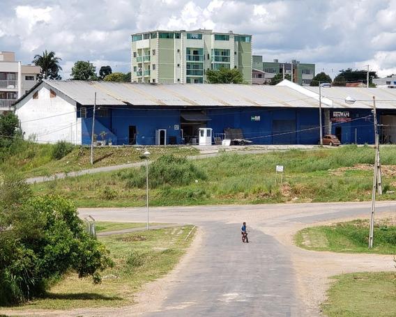 Aluguel De Barracão De 400 M², Uma Quadra Da Br 376, Em São José Dos Pinhais - Ba00006 - 34294948