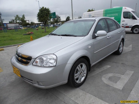 Chevrolet Optra Limited Mt 1800cc Ct Fe