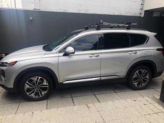Hyundai Santa Fe Limited Tech At 2019