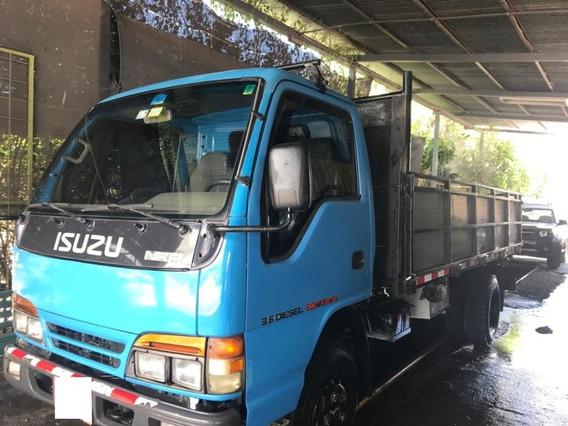 Camión Nkr 1995.en Muy Buenas Condiciones.