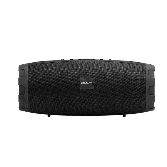 Caixa Portátil Soundboxtwo 2x2,5 Polegadas 50w Preto Frahm