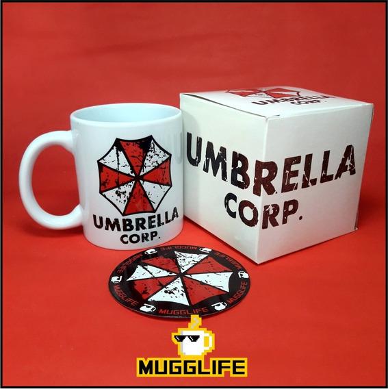 Taza Resident Evil / Umbrella - Cerámica - Mugglife