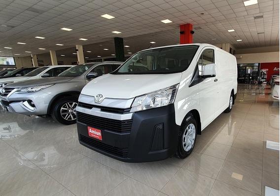Toyota Hiace Furgón L1 H1 2,8 Tdi 6at 0 Km