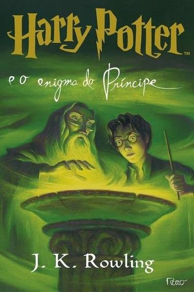 Livro: Harry Potter E O Enigma Do Príncipe 1ªprimeira Edição