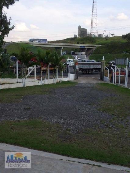 Terreno Comercial Para Locação, Estância Imperial, Araçariguama. - Te0012