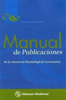 Manual De Publicaciones De La Apa 2010: Manual