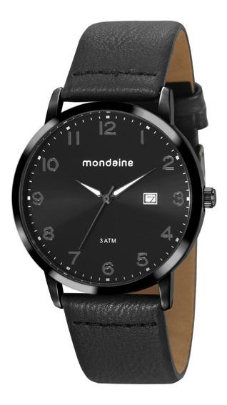 Relógio Mondaine Feminino 76724gpmvph2 Preto