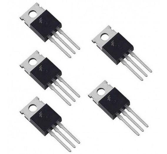 Transistor Tip 41c Npn Pacote Com 5 Transistores
