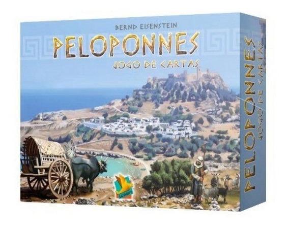 Jogo De Tabuleiro Peloponnes Board Cards Game Grok Cartas