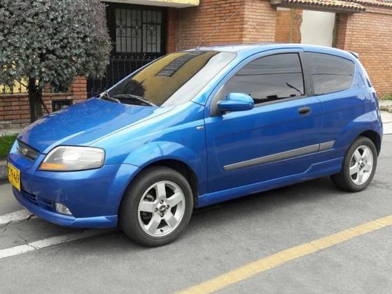Chevrolet Aveo Aveo Gti Límited 2008