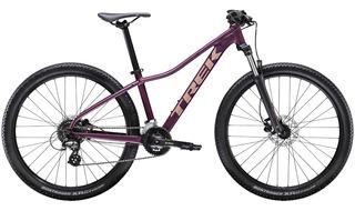 Bicicleta Mujer Mtb Trek Marlin 6 27.5 Biplato 2020 Liviana