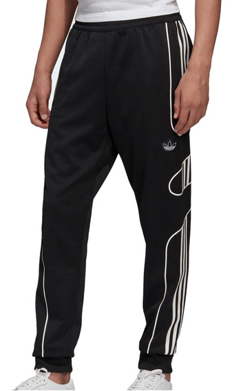 Pantalon adidas Originals Moda Flamestrike Tp Hombre Ng/bl