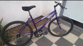 Bicicleta Champion Rodado 26, Con 3 Cambios