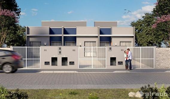 Casa Com 2 Dorms Em Balneário Piçarras - Itacolomi Por 145 M - 376