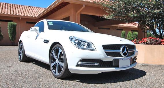 Se Vende Mercedes-benz Slk-200 Año 2016