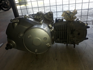 Motor Biz 125 Carburado Somente O Motor