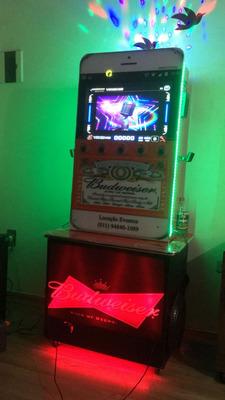 Locação Raf Karaoke Videoke Jukebox