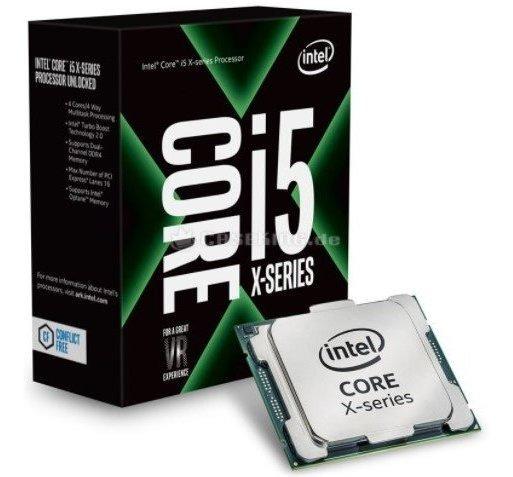 Processador Intel Core I5 7640x 4.0 6mb Lga2066 Kabylake