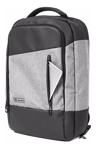 Mochila Wagner Kraf L Smart Premium Con Power Bank Importada