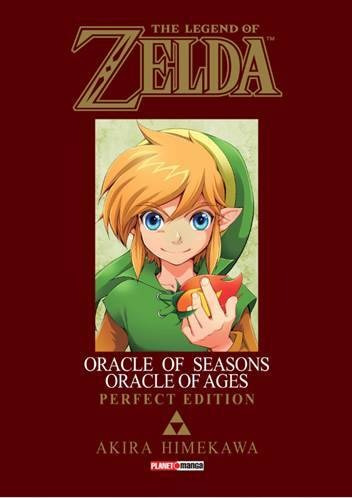 The Legend Of Zelda - Oracle Of Seasons - Oracle Of Ages -