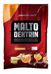 Malto - 1000g Tangerina - Bodyaction