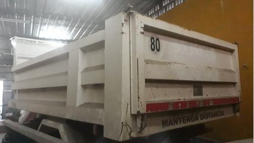 Caja Volcadora Para Camion