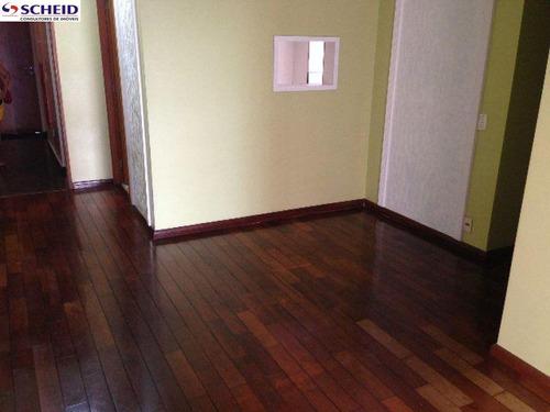 Imagem 1 de 5 de Apto Com 02 Dormitórios, Sala, Cozinha, Banheiro, Área De Serviço, Garagem. - Mc1262