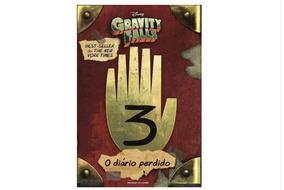 Diario Perdido De Gravity Falls, O - Vol 3