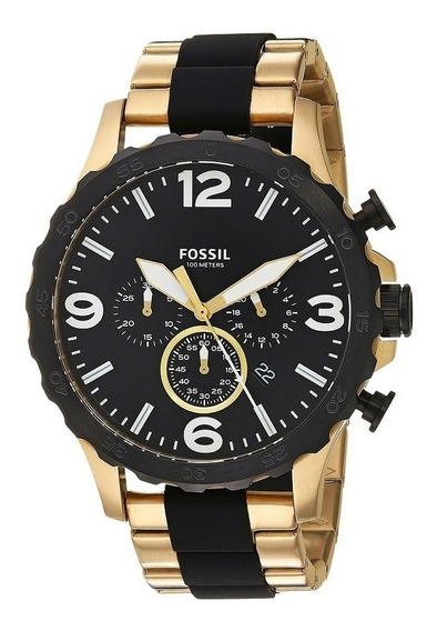 Relógio Masculino Fossil Nate Jr1526 ( Rev. Autorizado) Nfe