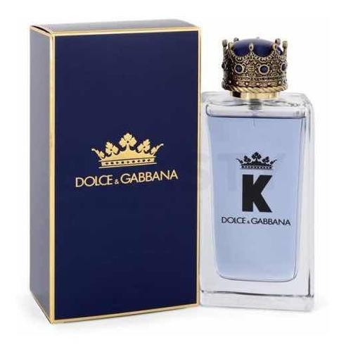 Imagen 1 de 1 de Perfume Dolce Y Gabanna K 100ml Masculino