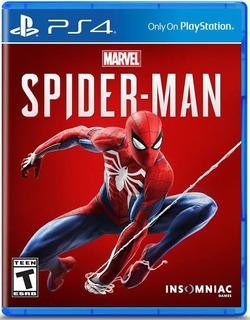 Spiderman Ps4 Playstation 4 Juego Físico Nuevo Sellado