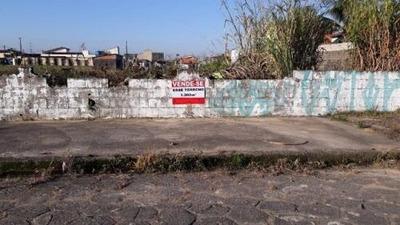 Excelente Terreno No Cibratel, Em Itanhaém 1000m², Ref 4521