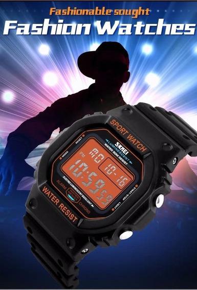 Relógio Shock - Skmei 1134 (à Prova D