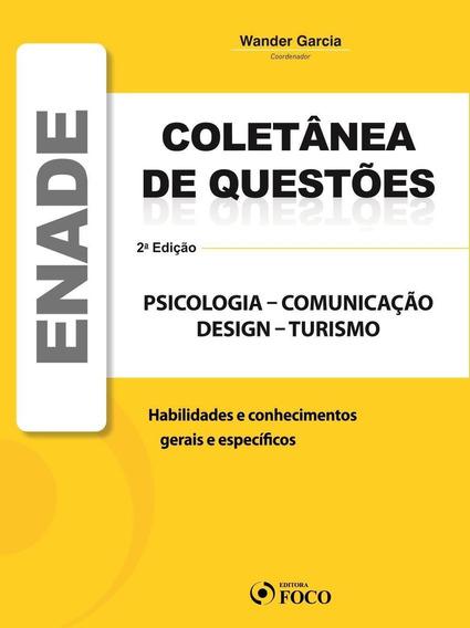 Coletânea De Questões Enade Psicologia - Comunicação - D