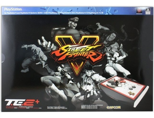 Ps4 Joystick Mad Catz Street Fighter V Nuevo Sellado Palanca