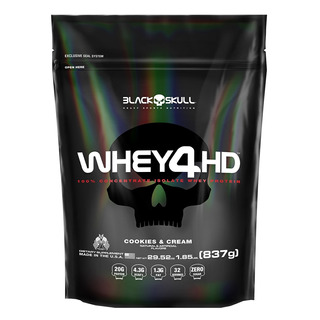 Whey 4hd Rf 837g Cookies Cream