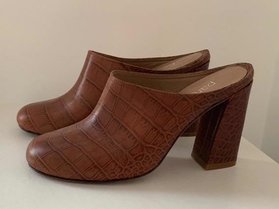 Zapatos Paruolo Print Nuevos. Talle 38